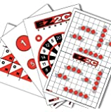 Paper Targets for Shooting Practice by EZ2C   Gun and Rifle Game Targets Paper   Targets for Shooting Games   Target…