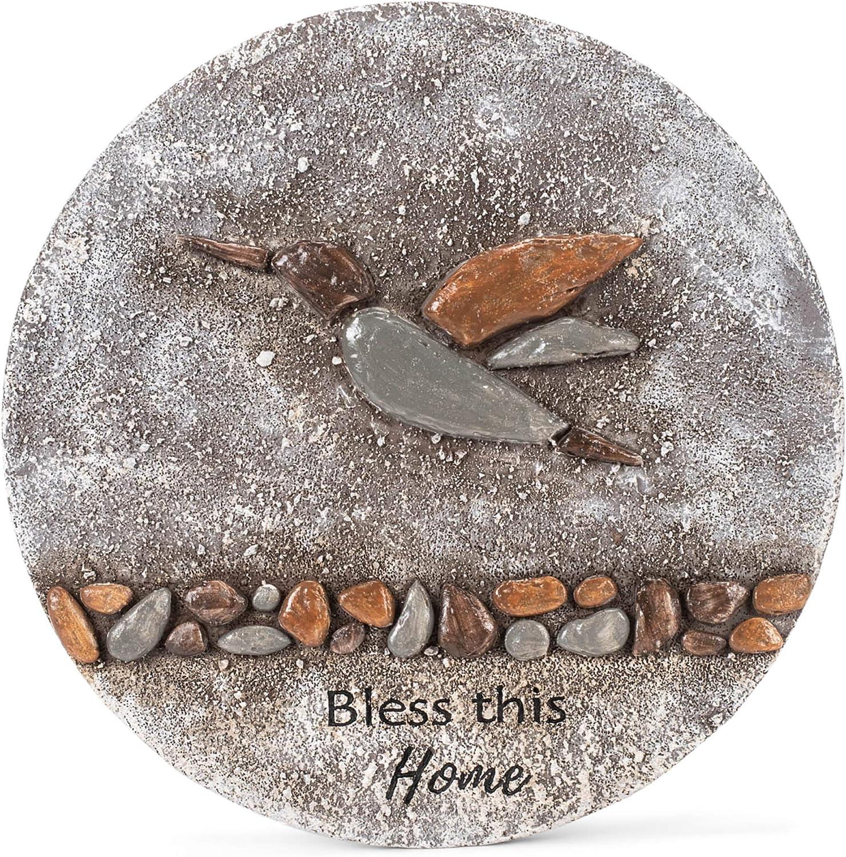 Roman 11-inch Hummingbird Stepping Stone