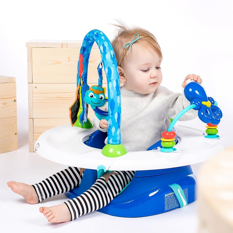 Baby Einstein 3 en 1 para aperitivos y descubrir asiento: Amazon ...