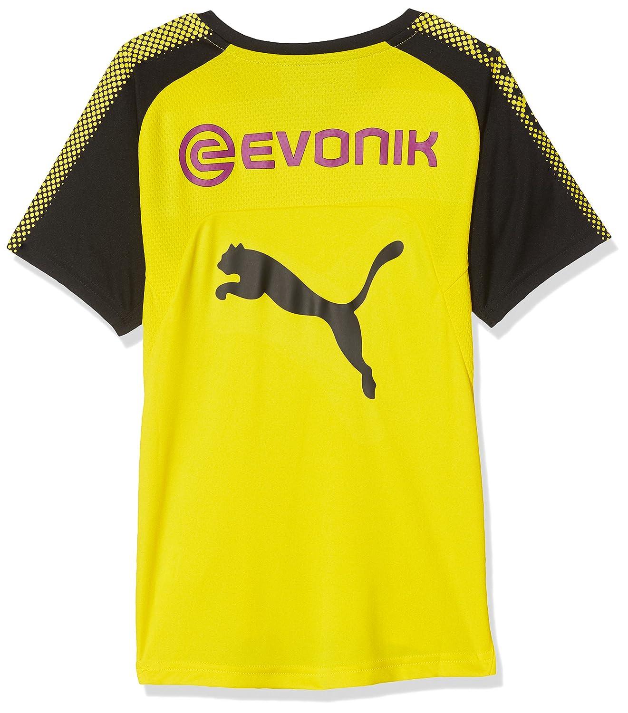 Puma Kinder Kinder Kinder BVB Training Jersey with Sponsor Logo T-Shirt B073KRRT6S T-Shirts Zart 456346