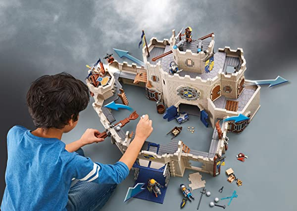 Playmobil Novelmore Grand Castle of Novelmore building play set toy for kids