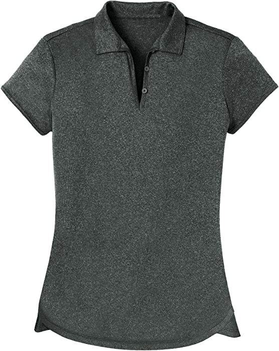 Opna Women s Ladies Moisture Wicking Athletic Golf Polo Shirts Tops   Tees 552c485df