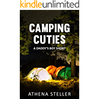 Camping Cuties: A Daddy's Boy short book cover