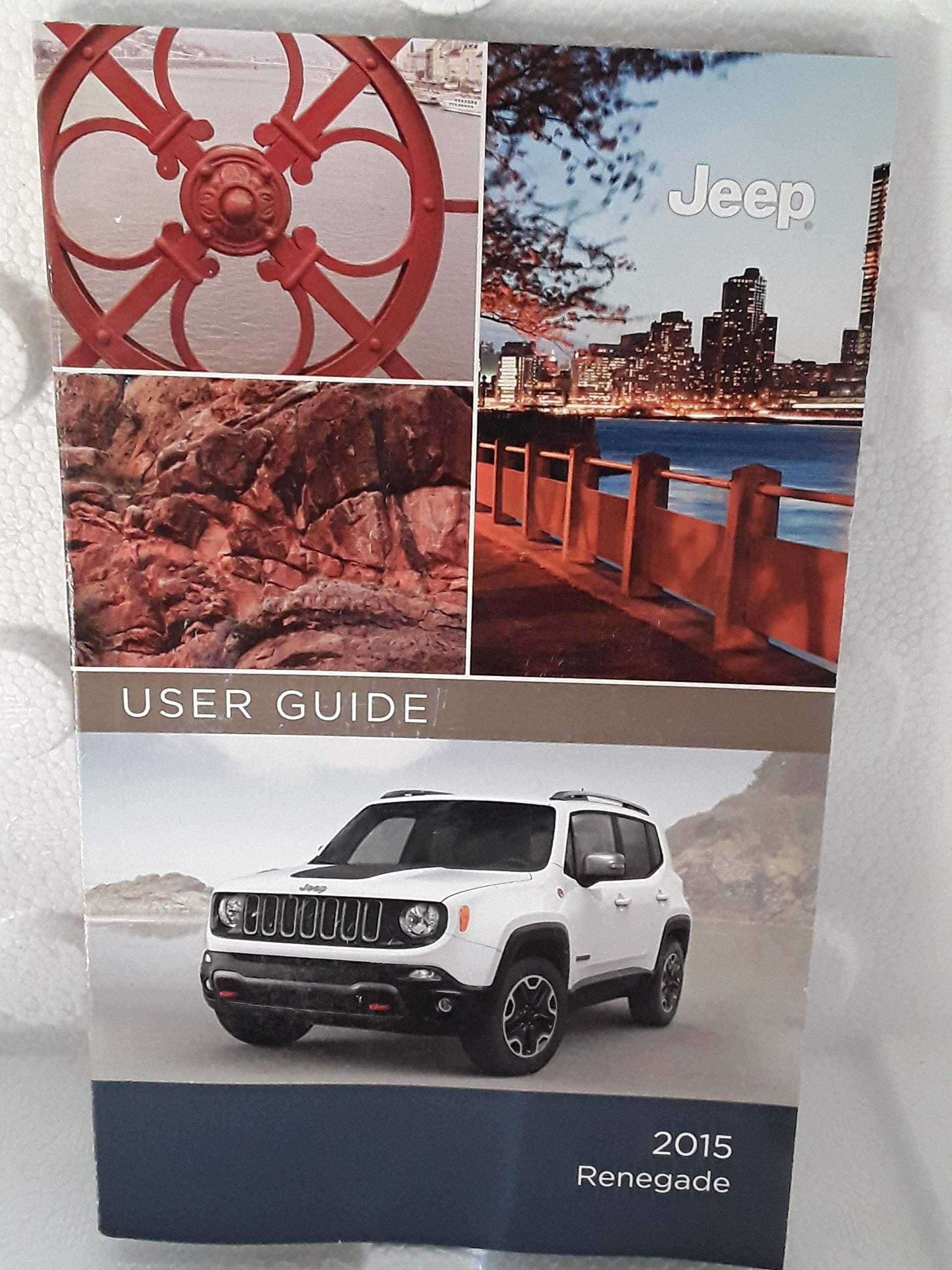 2015 Jeep Service Manual Ebook