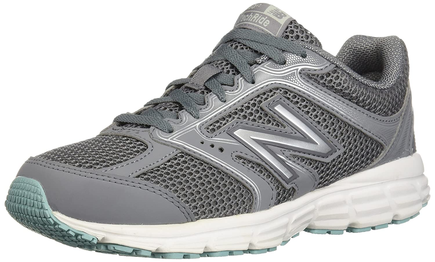 New Balance Women's 460v2 Cushioning B075R6VH52 8 W US|Gunmetal