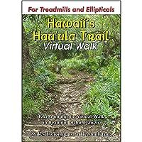 Hawaii Virtual Walk - Vol. 1 - The Hau'ula Trail - Treadmill Scenery DVD