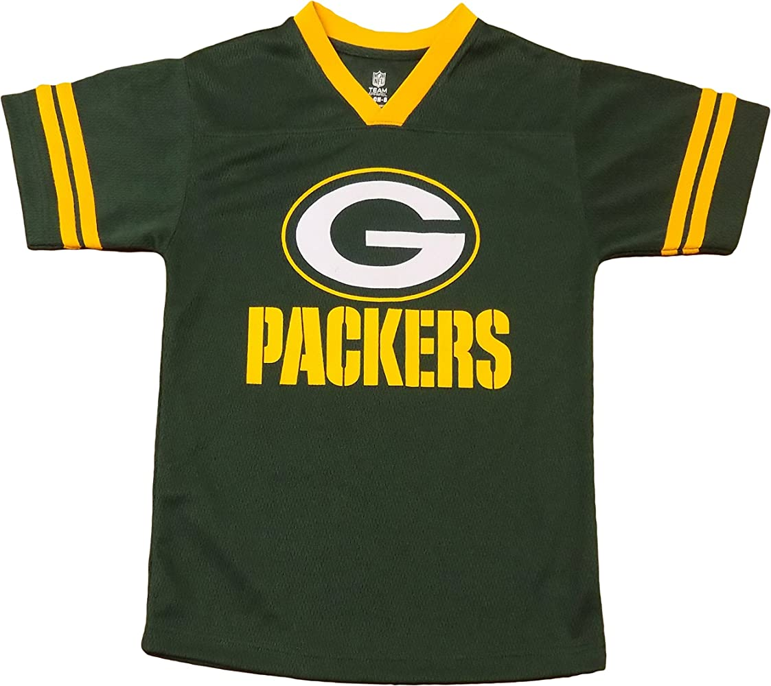 youth packers jersey
