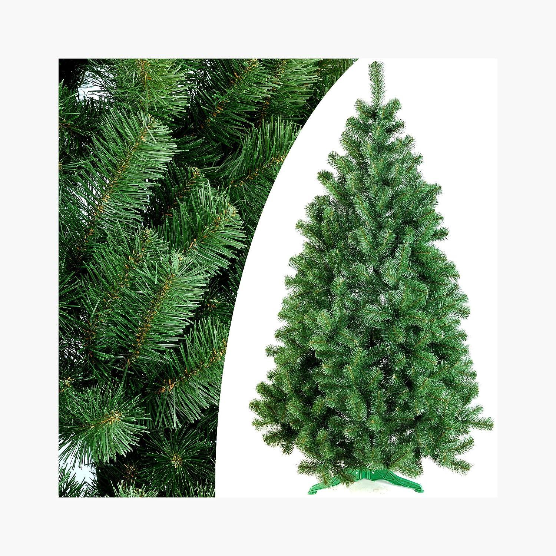 Kunstlicher weihnachtsbaum wie echt 180 cm