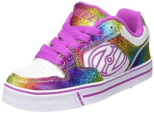 HEELYS Motion Plus 770631 - Zapatos una Rueda para niñas: Amazon.es: Zapatos y complementos