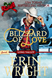 Blizzard of Love: A SWEET Western Romance Novella (SWEET Long Valley Book 2)