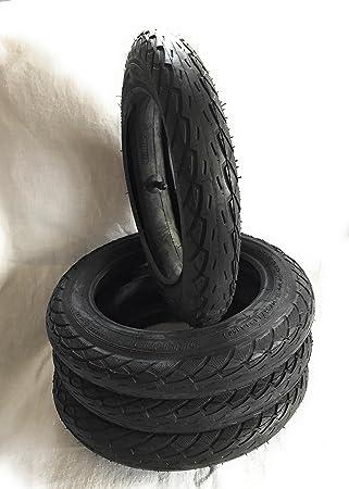 Kenda 2x Reifen Schlauch Set 12 Zoll Kinderwagen 12 1//12 x 2 1//4 62-203