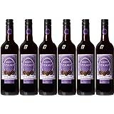 Hardys Stamp Cabernet Merlot Wine, 75 cl (Case of 6)