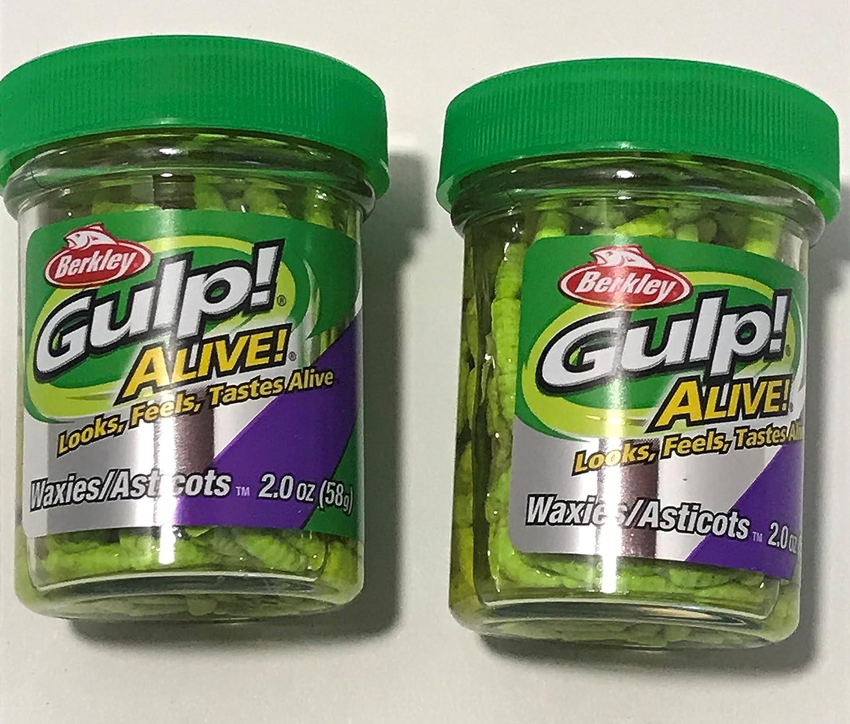 Artificial Gulp Alive Waxies Berkley