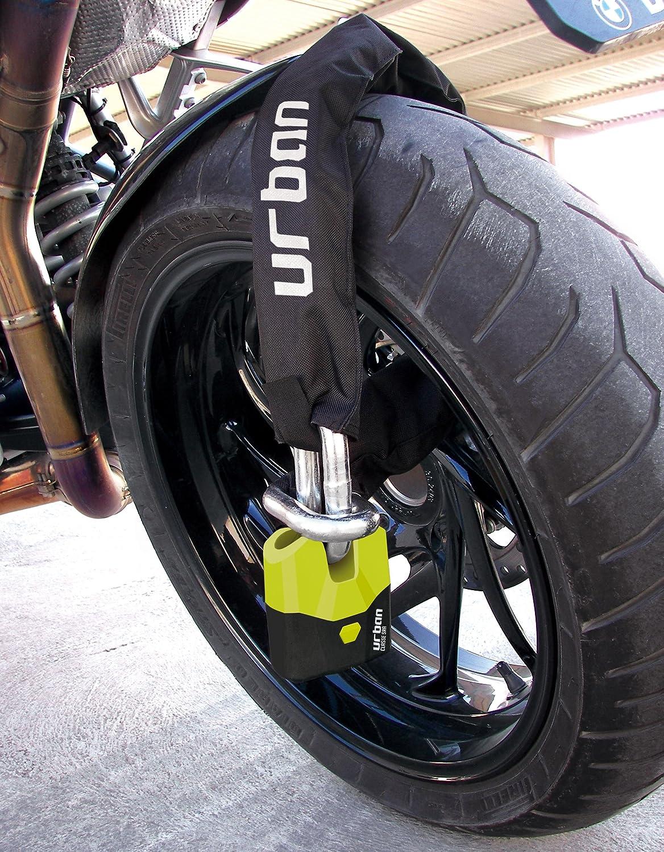 Urban Security U8K150 Antifurto Moto Catena Omologato Sra /ø15 mm 150 cm