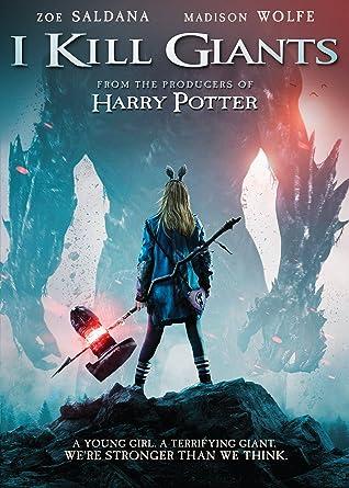 Image result for i kill giants movie poster