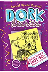Dork Diaries 2: Tales from a Not-So-Popular Party Girl Kindle Edition