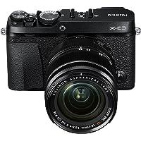 Fujifilm X Series X-E3 Mirrorless Digital Camera w/XF18-55mm Lens Kit (Black)