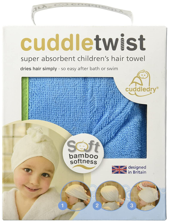 Cuddledry Hair Towel Cuddledry Ltd CHTSW01