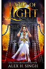 Lamp of Light: Only the light will prove her innocence... (Fallen Kingdoms Chronicles Book 1) Kindle Edition