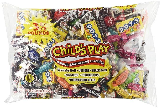 Bolsa de caramelos Tootsie Roll Midgees de 5libras ...