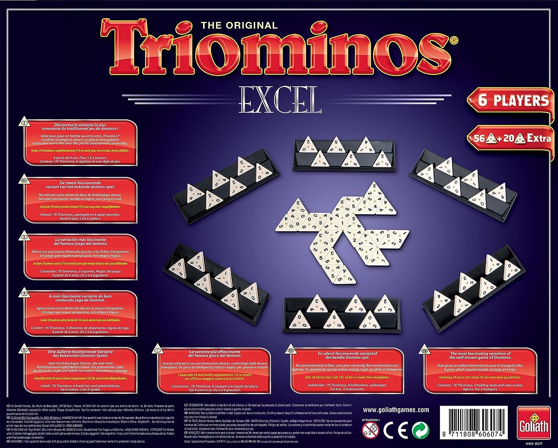 "John Adams 10252 /""Triominos Excel/"" jeu"
