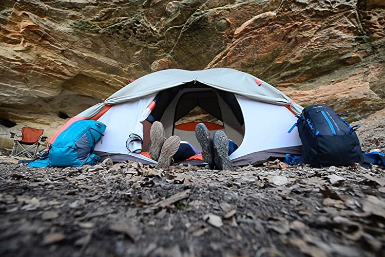 The ALPS Mountaineering Lynx Tent is on our best sellers list; it's a must-have for your next adventure