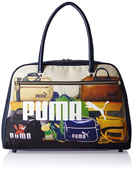 Amazon.com: Puma Campus Grip Bag Shopper – Bolsa 073653 01 ...