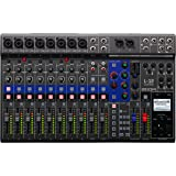 Zoom LiveTrak L-12 Digital Mixer & Multitrack Recorder, for Music, Podcasting, and More, 12-Input/ 14-Channel SD Recorder, 14