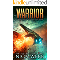 Warrior: Book 2 of The Legacy Fleet Series (English Edition)