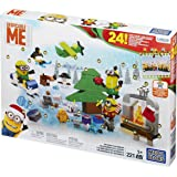 Mattel Mega Bloks Despicable Me Minions Advent Calendar