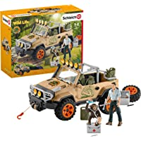 Schleich 42410 4x4 Vehicle with WinchPlaysets