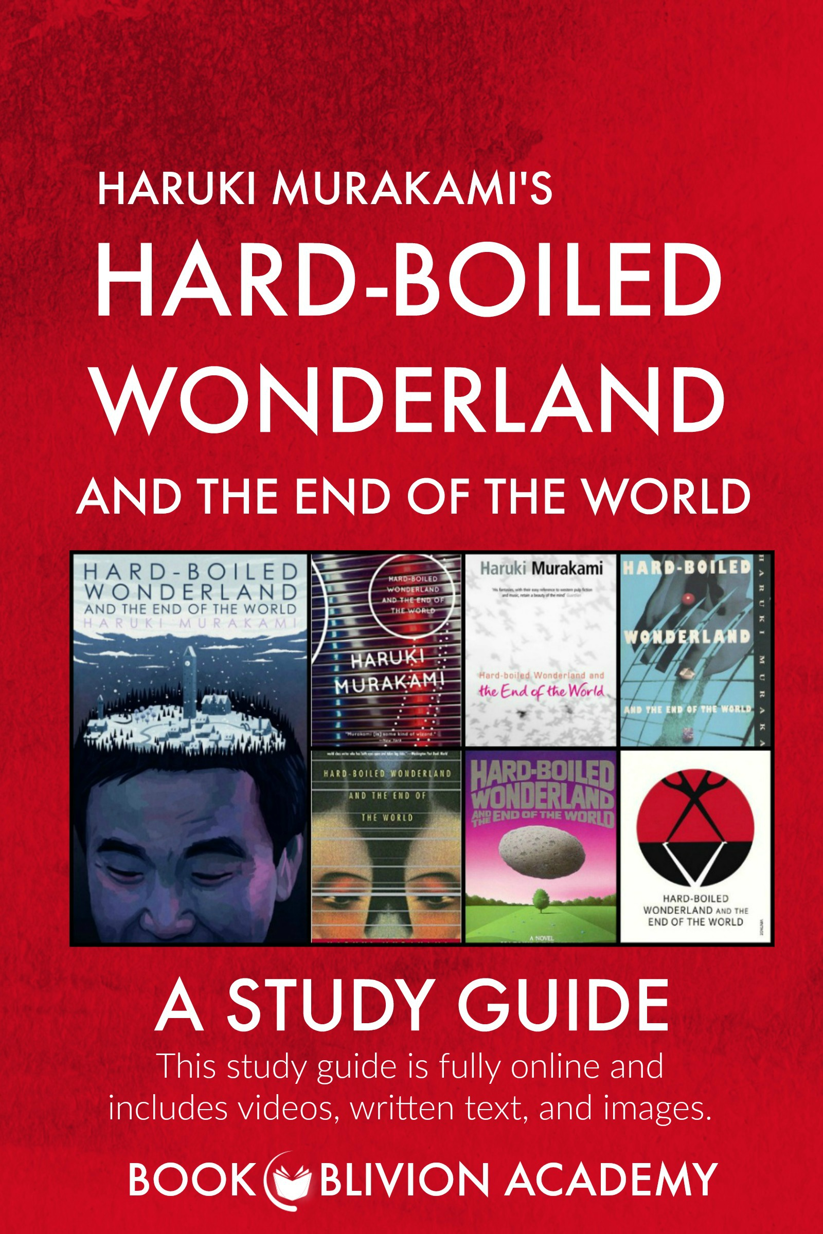 Hard-Boiled Wonderland and the End of the World (Online Reading and Study Guide) [Online Code]