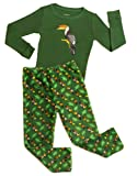 Amazon Price History for:Leveret Boys 2 Piece Pajama Set Cotton Top & Fleece Pants (Size 2 Toddler-14 Years)