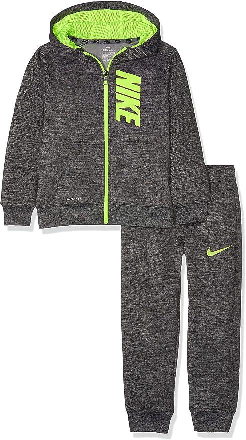 Nike 571S-G1D Chándal, Niños, Blanco, 5-6 Años: Amazon.es ...