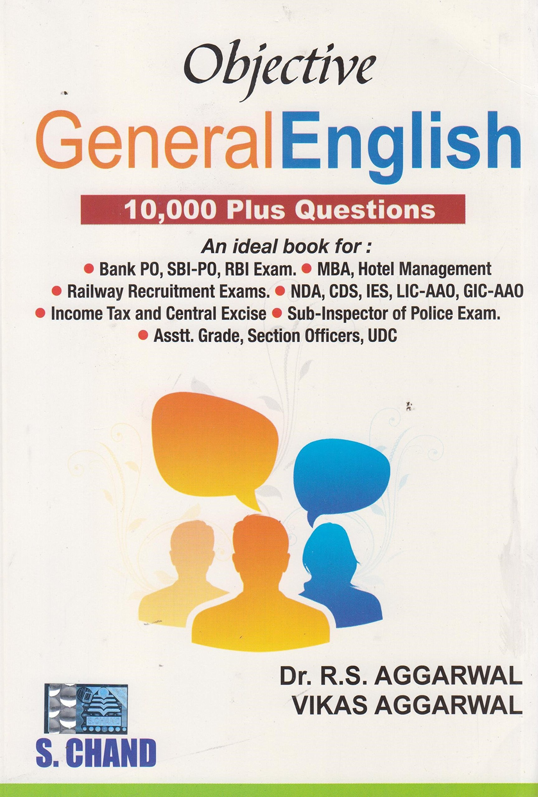 Quick Learning Objective General English Ebook