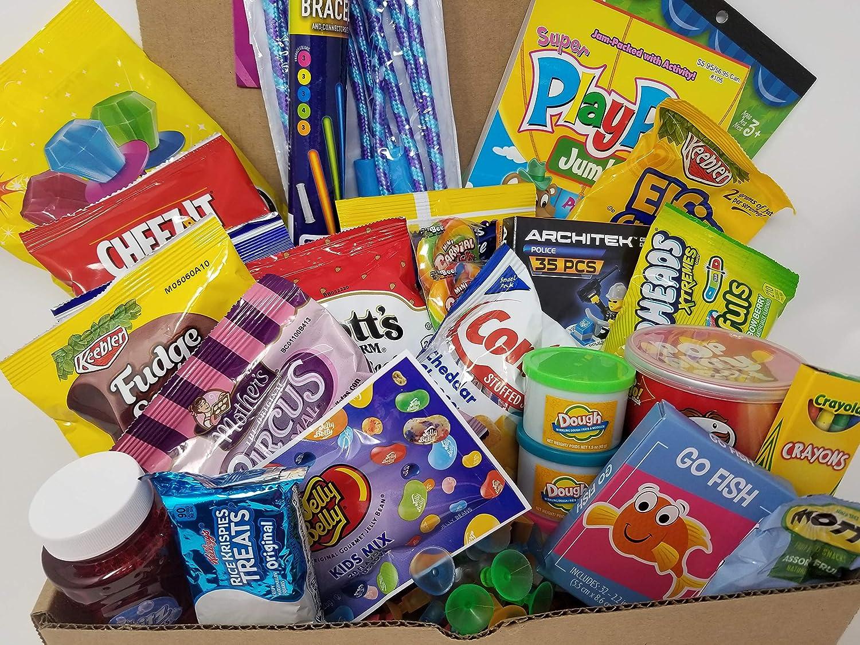 Caja grande de dulces divertidos y paquete de cuidado para ...