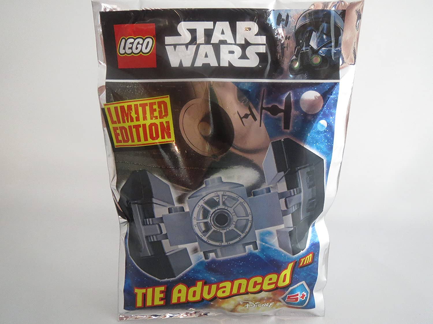 LEGO NEW Star Wars Polybag Foil Pack 911722 TIE Advanced