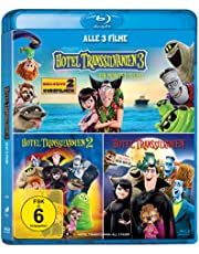 Hotel Transsilvanien 1 -3   Blu-ray Collection