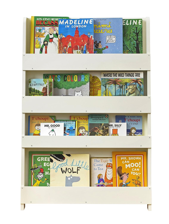 Einfache Massivholz Kind Wand hängend Auf der Wand Bücherregal ...