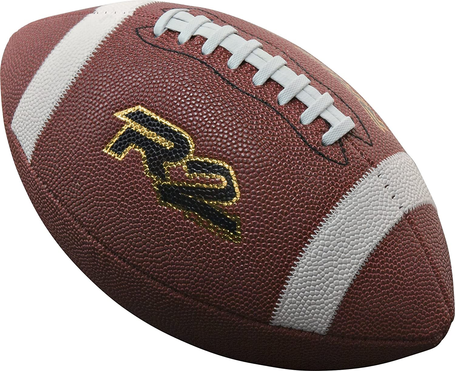 Rawlings R2 Composite Official Football, Brown Rawlings Sporting Goods R2CFB-B