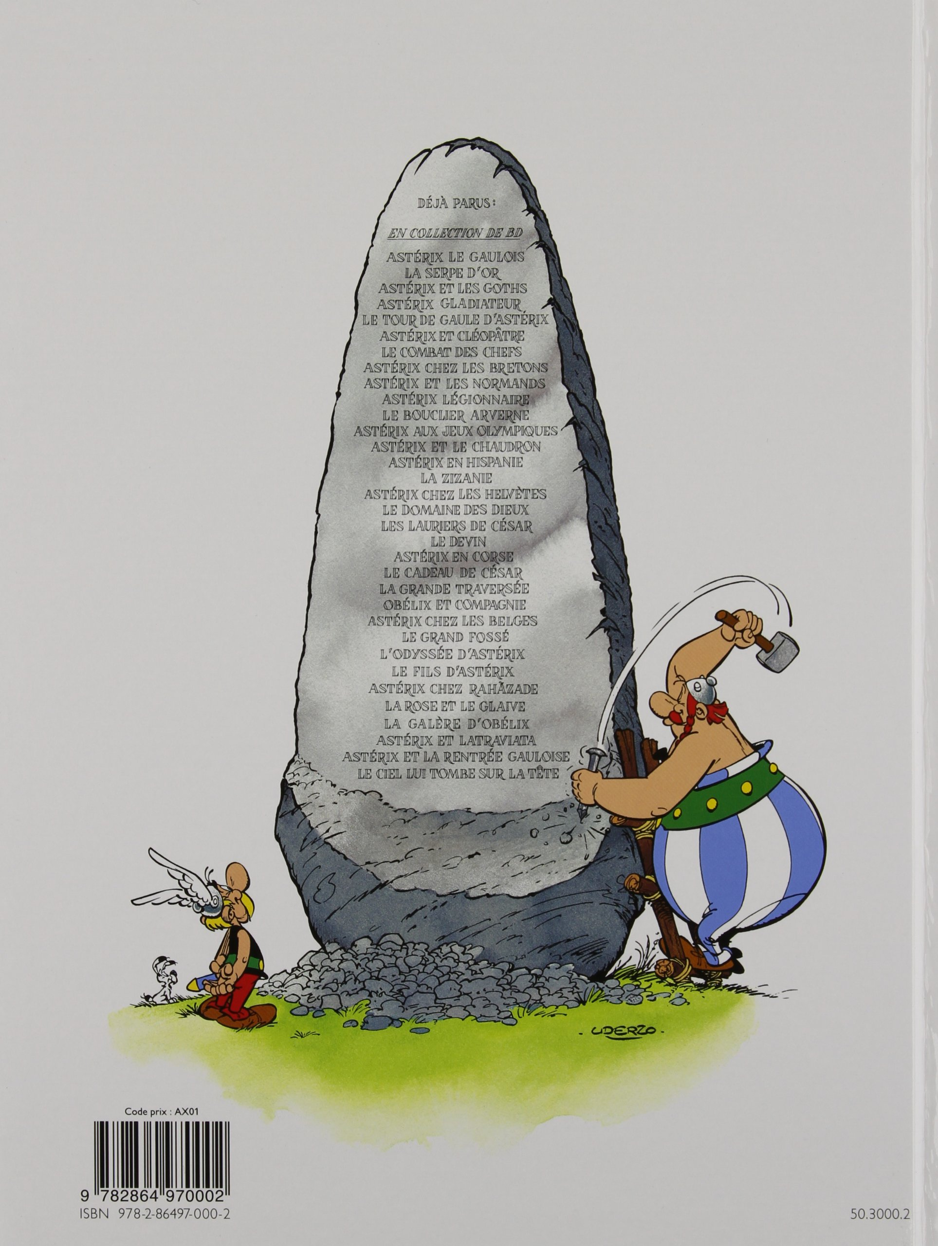 Astérix - Le Grand Fossé Asterix n°25 (Astérix - Le Grand Fosse) (French Edition) by Les Editions Albert Rene