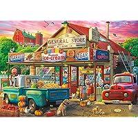 Buffalo Games Americana Collection Jigsaw Puzzle, Multicolor