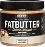 New! Onnit Fat Butter - KETO SNACKS FAVORITE - Low Carb Nut Butter Packed with Macadamia Nuts, Organic Chia Seeds, Organic Coconut Oil - Perfect Keto Coffee, Food, Shake Compliment - No Sugar Added