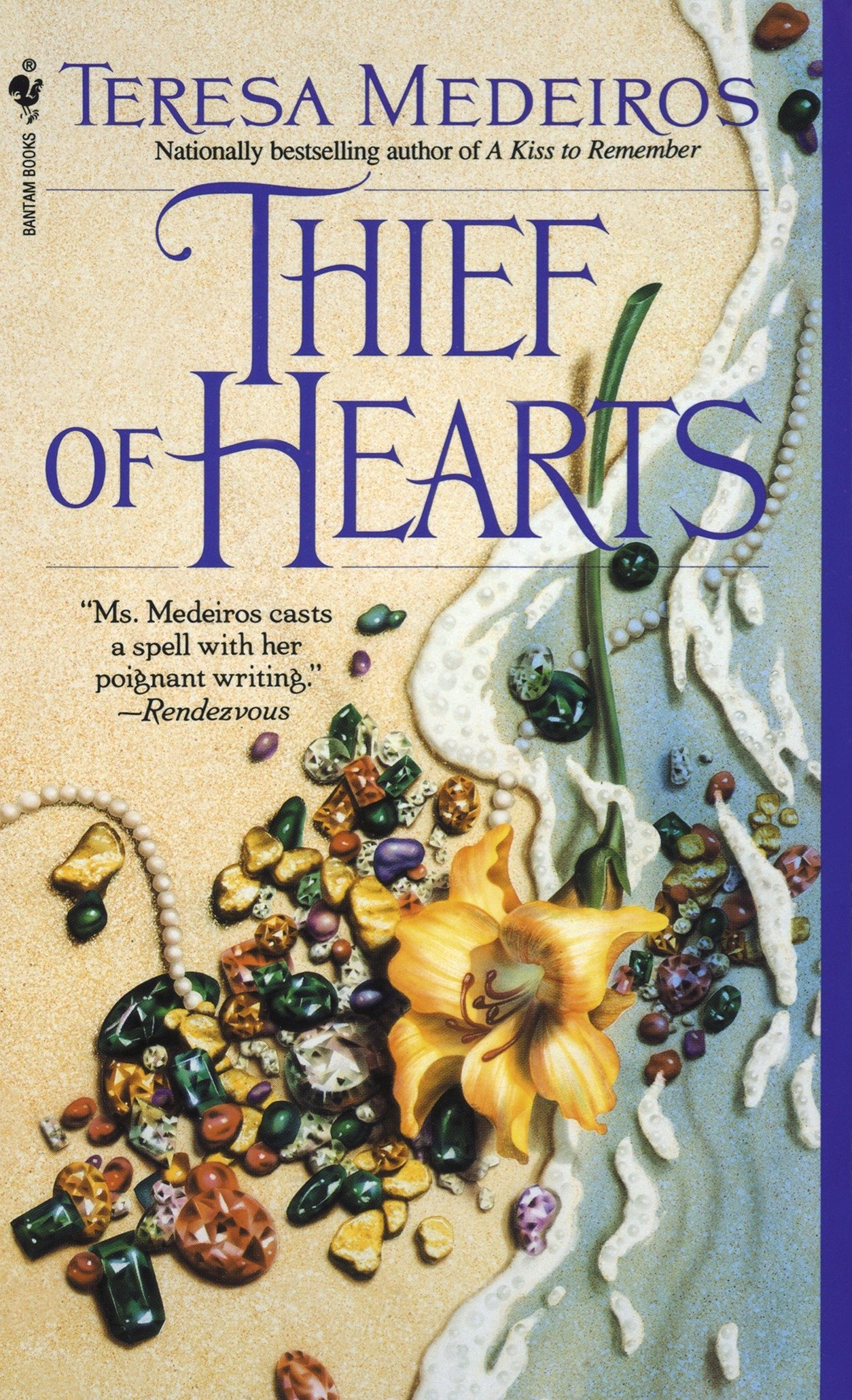 Thief of Hearts: A Novel: Teresa Medeiros: 9780553563320: Amazon.com: Books