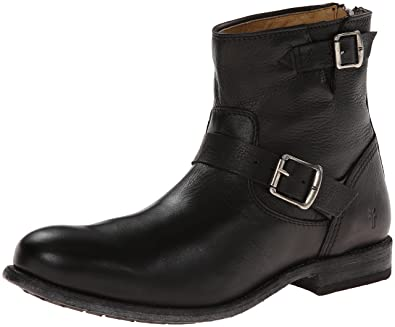FRYE Men's Tyler Engineer Boot,Black,7 ...