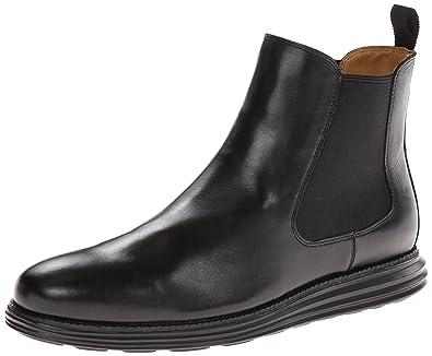 latest design shop for newest distinctive style Amazon.com | Cole Haan Men's LunarGrand Chelsea Boot | Chelsea