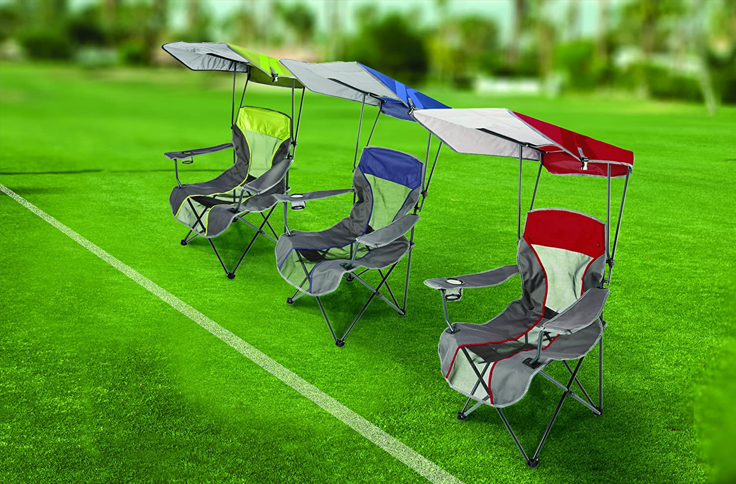 & Kelsyus Premium Canopy Chair: Amazon.ca: Sports u0026 Outdoors