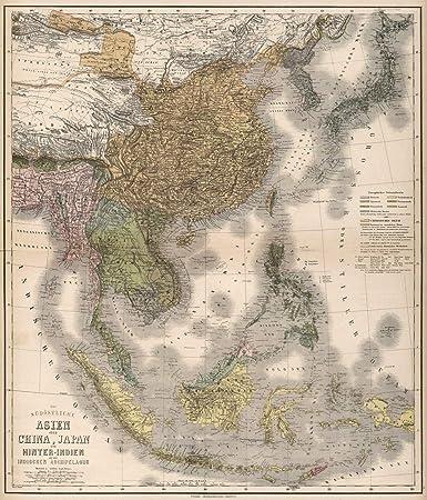 Amazon world atlas 1886 southeast asia japan china and world atlas 1886 southeast asia japan china and east indies gumiabroncs Gallery