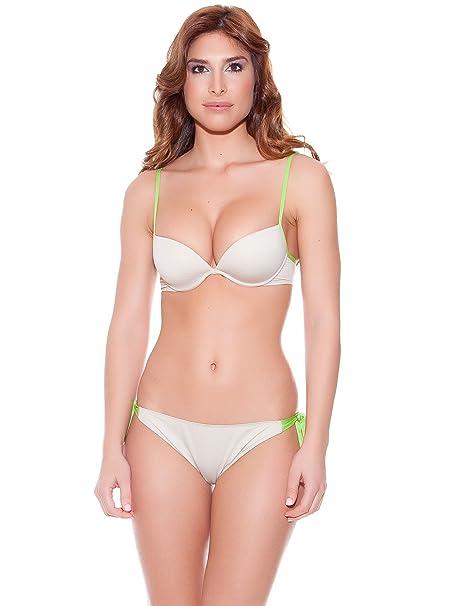 Teleno Bikini Aumentax Hidro Beige 80B (36)