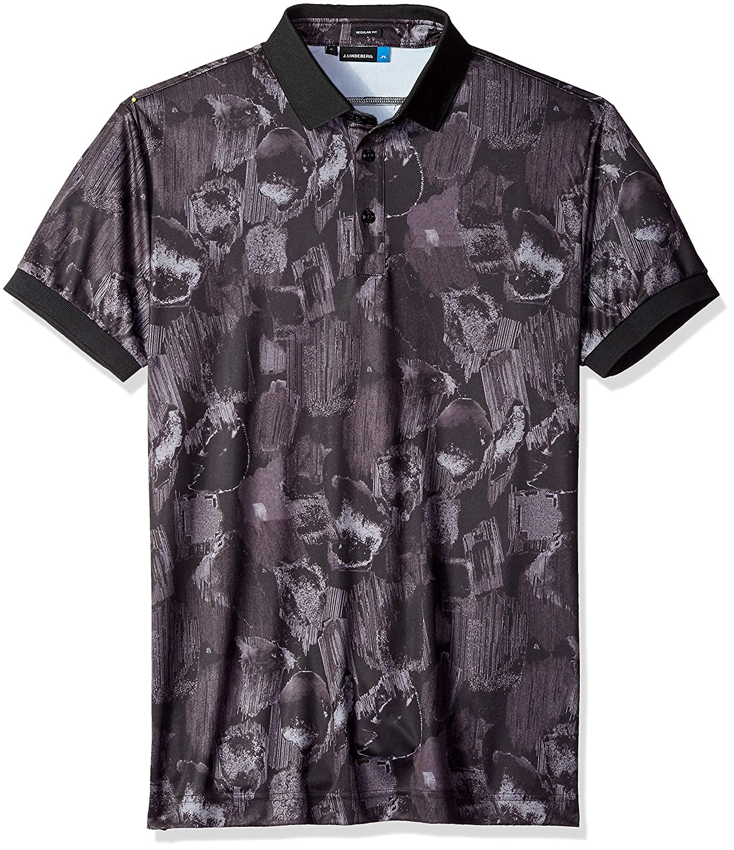 J.Lindeberg Men's Kv Jersey Polo Shirt 86MG530915610